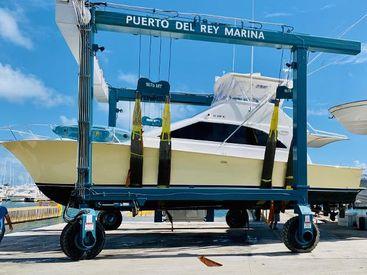 1999 48' Ocean Yachts-48 Sport FAJARDO, PR