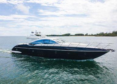2008 68' Azimut-68S Miami, FL, US