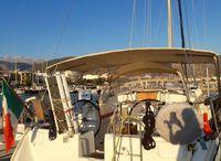 2002 Beneteau Oceanis 473 clipper Owners / AC