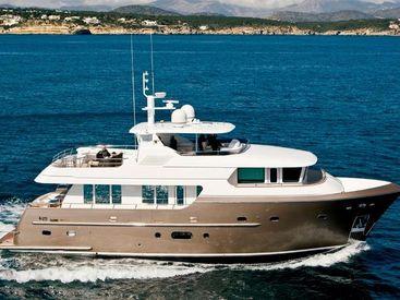 2012 77' 8'' Horizon-Yachts Trogir, HR