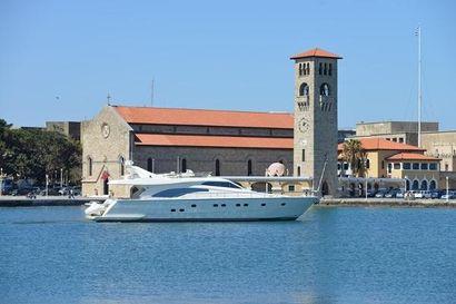 2000 67' 11'' Ferretti Yachts-Ferretti 68 Rhodes, GR