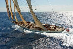 2002 166' Royal Huisman-classic schooner NICE, 21, FR