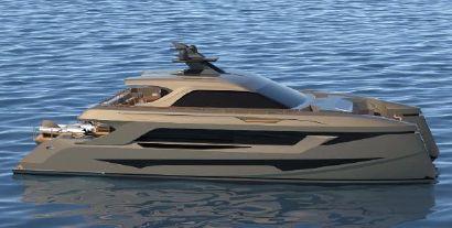 2022 102' 8'' Custom-SP30 Southampton, E19, GB