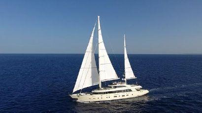 2017 166' 6'' Custom-Yildizlar - Aresteas Yachting Imperia, IT