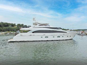 2018 110' Horizon-RP 110 Superyacht Fort Lauderdale, FL, US