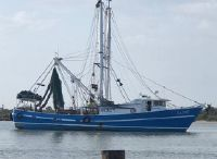 1994 Commercial Fishing Trawler