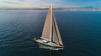 1991 106' Alloy Yachts-106 Newport Beach, CA, US