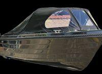 2021 Vandaag varen. Gentle 440 XL Outboard Sloep (5 personen   Vaarklaar   Incl. 10 pk Honda, Cabriokap & Kussenset)