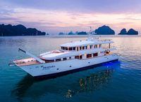 2012 Silkline International Incat Crowther 37M Power Catamaran