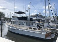 1986 Grand Banks 42 Double Cabin