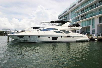 2008 62' Azimut-62 Evolution Miami, FL, US