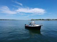 2021 Eastern Seaway Seafarer Hard Top and Trailer