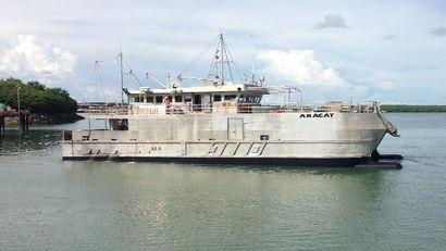 2002 105' Custom-32m Catamaran AU