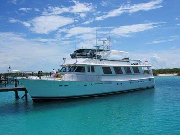 1987 82' Hatteras-Motoryacht Fort Lauderdale, FL, US