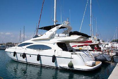 2001 68' Azimut-68 Plus Limassol, CY