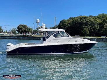 2021 35' Pursuit-OS 355 Offshore Hampton Bays, NY, US