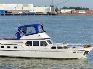 1989 Motor Yacht Jacabo Kruiser 13.70 Flybridge
