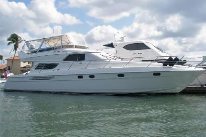 2000 60' Viking Princess-60 Sport Cruiser Anna Maria, FL, US