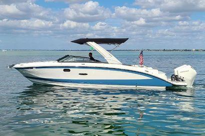 2021 31' Sea Ray-SDX 290 OB Sarasota, FL, US