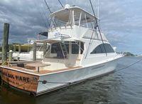 2001 Ocean Yachts 60 Sport Fisherman