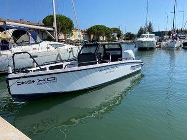 2020 23' 7'' XO Boats-DFNDR 8 PORT GRIMAUD, 83, FR