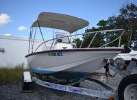 2001 Cape Craft 17cc