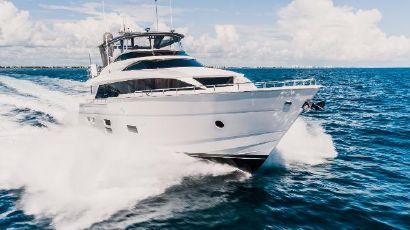 2021 75' Hatteras-M75 Panacera Fort Lauderdale, FL, US