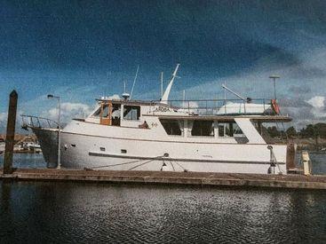 1978 50' Kong & Halvorsen-Island Gypsy Clatskanie, OR, US