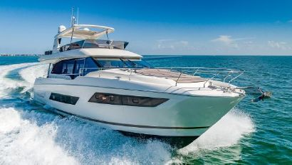 2017 70' 4'' Prestige-680 Miami, FL, US