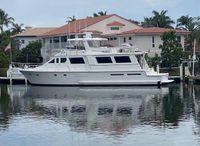 1988 Viking 70 Cockpit Motor Yacht