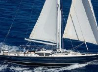 1996 Oyster Cutter Rigged Sloop