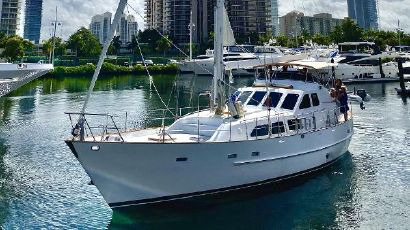 1990 53' Cheoy Lee-Cutter Fort Lauderdale, FL, US