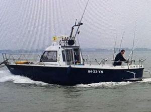 1986 Gib'Sea 810 visboot