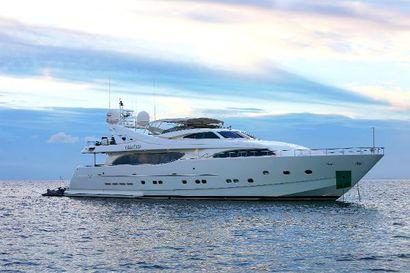 2003 112' Ferretti Yachts-Motor Yacht Miami, FL, US