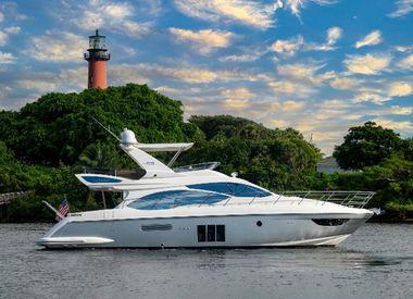 2012 53' Azimut-53 Jupiter, FL, US