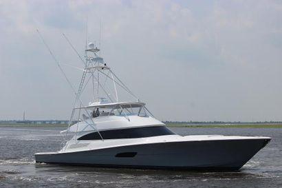 2022 92' Viking-92 Convertible (TBD) New Gretna, NJ, US