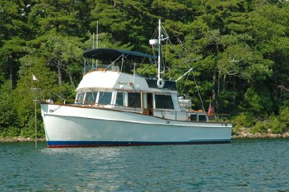 1981 42' Grand Banks-42 Classic West Haverstraw, NY, US