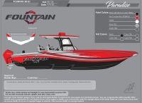2022 Fountain 38 SC
