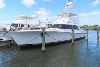 1986 55' Ocean-Convertible Grasonville, MD, US