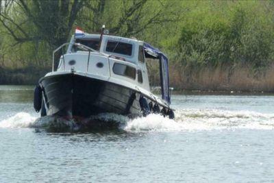1980 Mayland kajuitmotorboot