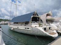 1998 Lien Hwa Custom 72' Motor Sailer