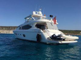 2011 88' 2'' Sunseeker-88 Yacht PT
