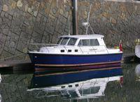 2001 Channel Island 32