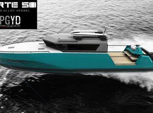 2019 Custom Siman Forte 50