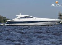 1998 Pershing 65 Limited