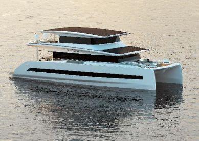 2022 80' Silent-80 3-Deck Enclosed Fort Lauderdale, FL, US