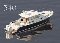 2022 Back Cove 34O Hardtop Express