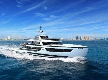 2022 149' 3'' Dynamiq-G 450 Monaco, MC