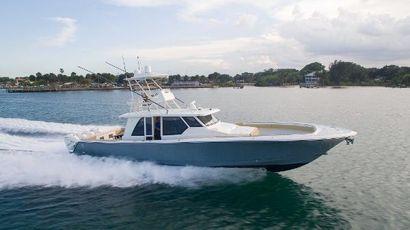 2020 52' Gulf Stream Yachts-Custom Center Console Stuart, FL, US