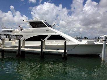 2005 57' Ocean Yachts-Odyssey Dania, FL, US